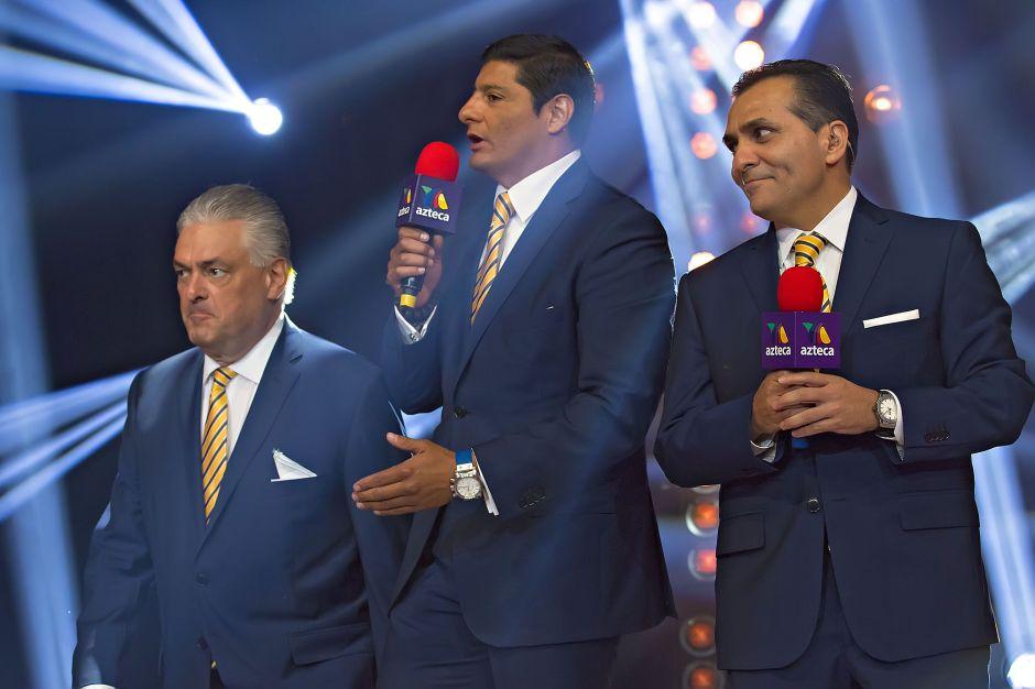¡Vámonos de campana a campana! Carlos Aguilar se declaró listo y 'renovado' para narrar el box en 'su nueva casa'