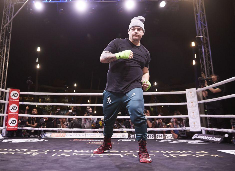 Los 'gustitos' de Andy Ruiz: Así ha gastado los millones que le dieron por derrotar a Joshua