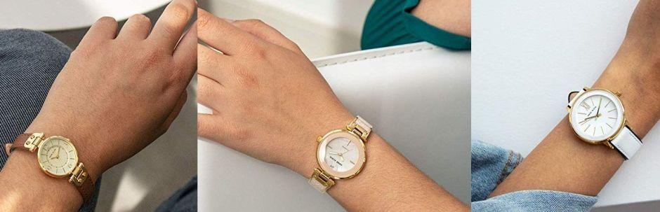 Los 4 relojes con diseño exclusivos de Anne Klein por menos de $50