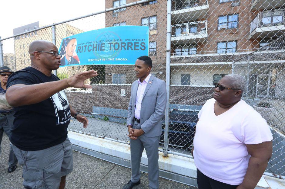 Caucus Hispano del Congreso apoya a Ritchie Torres para representar a El Bronx en Washington