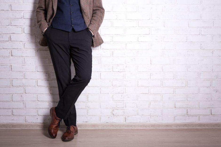 5 estilos de pantalón de vestir para hombres para recibir el año nuevo con mucho estilo y elegancia