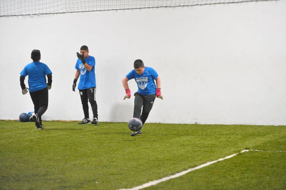 Listo el Torneo Navideño de futbol el 24 de diciembre