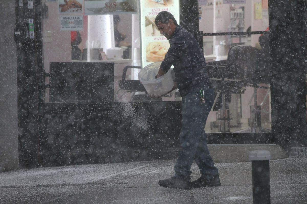 Alerta sobre posible tormenta invernal en Chicago para el fin de semana