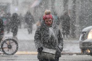 Frío helado y nieve para Nueva York este sábado