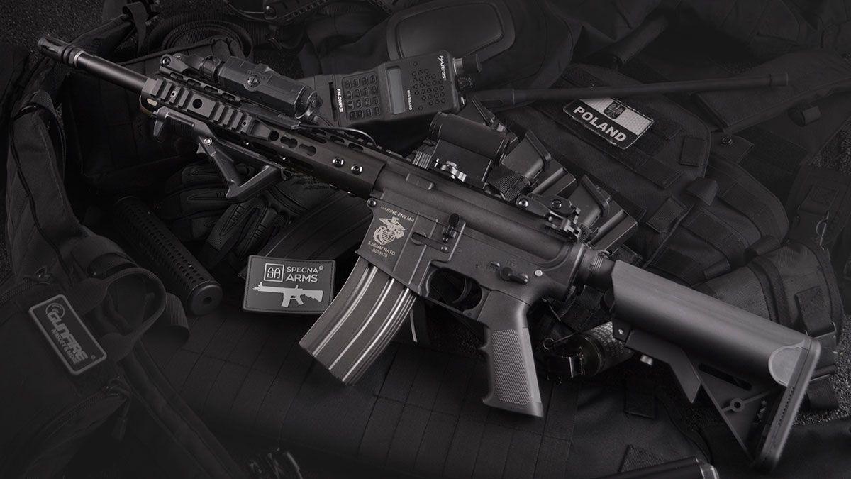 La mayoría de las armas que emplea el crimen organizado en México provienen de Estados Unidos.