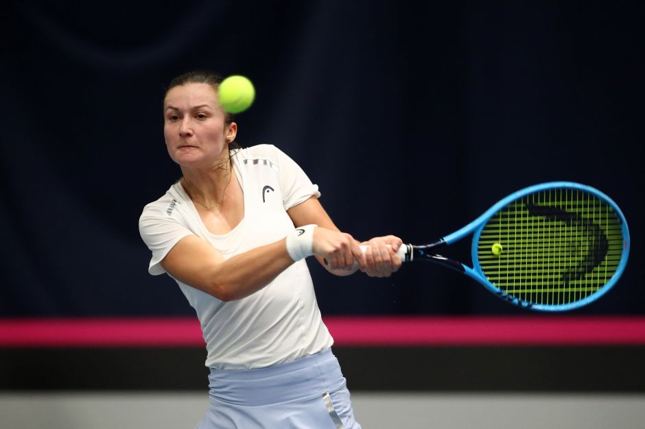 Alerta por la contaminación: tenista del abierto de Australia abandonó el partido… ¡por un ataque de tos!