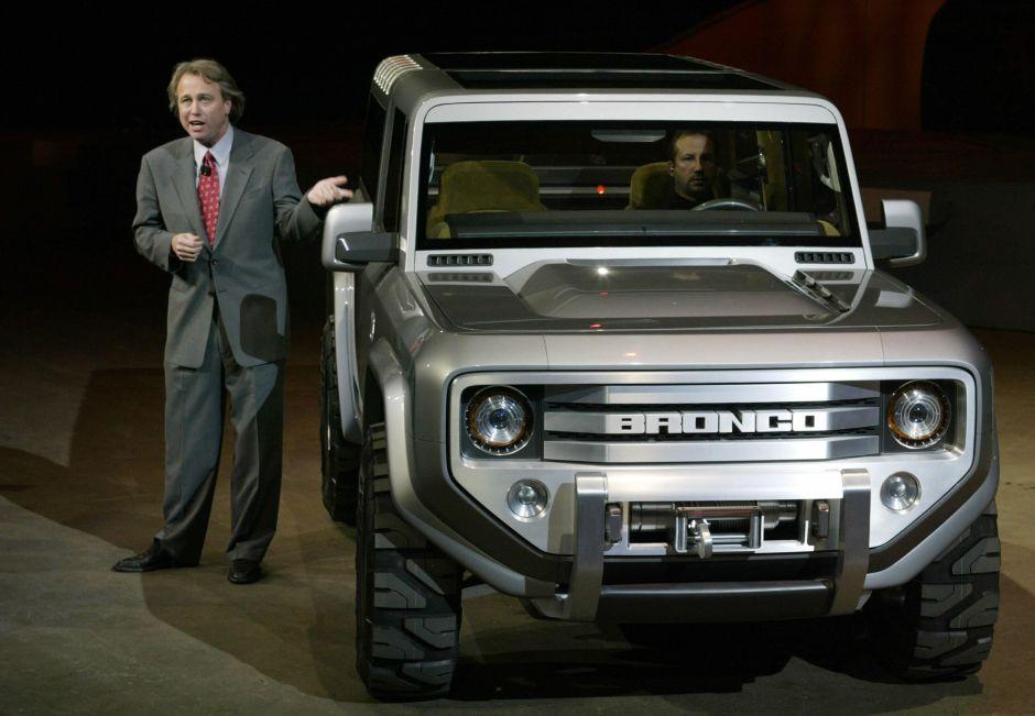 El diseño más esperado: más datos sobre la Ford Bronco antes de que salga a la luz