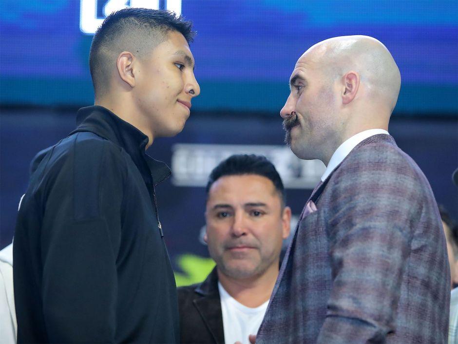 La primera pelea grande de un mexicano en 2020: Munguía contra el bigote irlandés