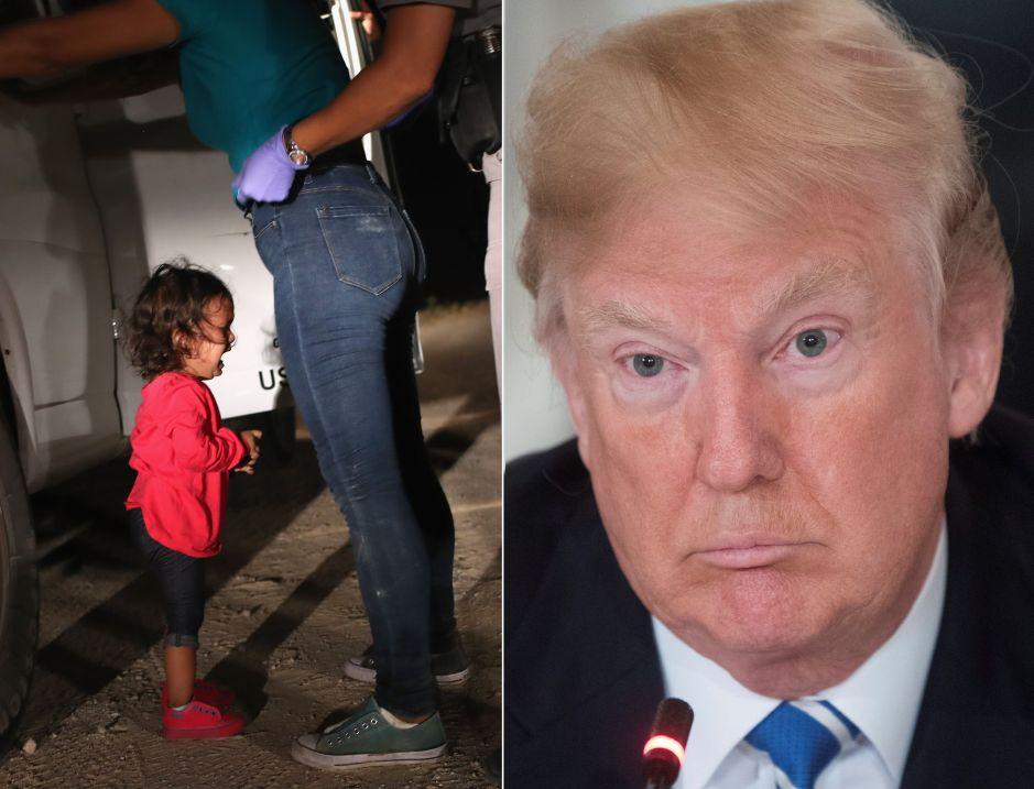 Juez otorga importante triunfo a Trump sobre separación de familias de inmigrantes