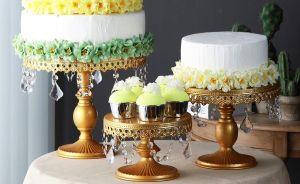 Los 5 mejores sets de bandejas y bases para la mesa de dulces de tu fiesta de quinceaños