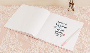 Los 5 mejores libros de firmas para los invitados de tu fiesta de quinceaños