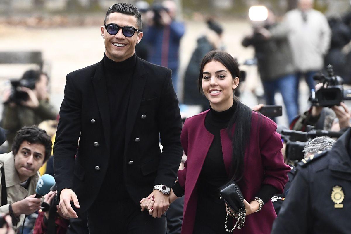 Cristiano Ronaldo festejó el Día de San Valentín con las mujeres que más ama