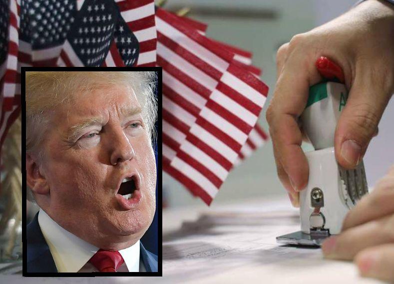 Trump ha cancelado unilaterlamente las protecciones migratorias de más de un millón de inmigrantes