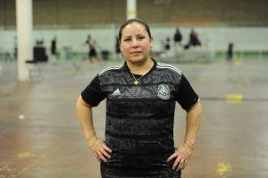 Las mamás de Chicago también juegan futbol