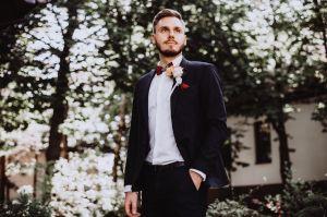 4 opciones de trajes formales para el novio usar en su boda sin gastar mucho dinero