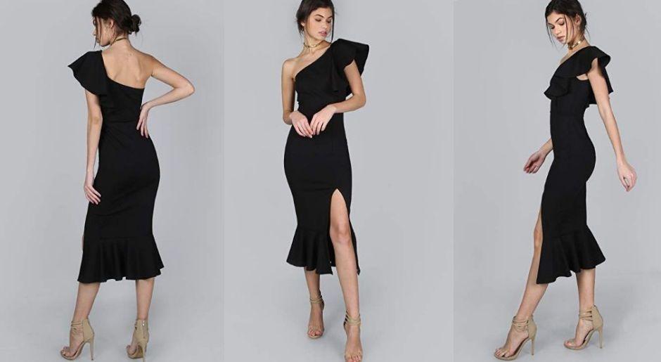 5 estilos de vestidos con diseño asimétrico para lucir una mejor figura