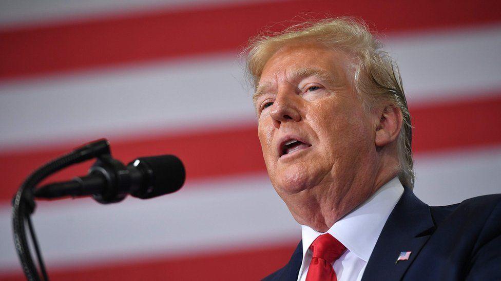 Los limites del poder del presidente Trump han vuelto a generar polémica tras su impeachment.