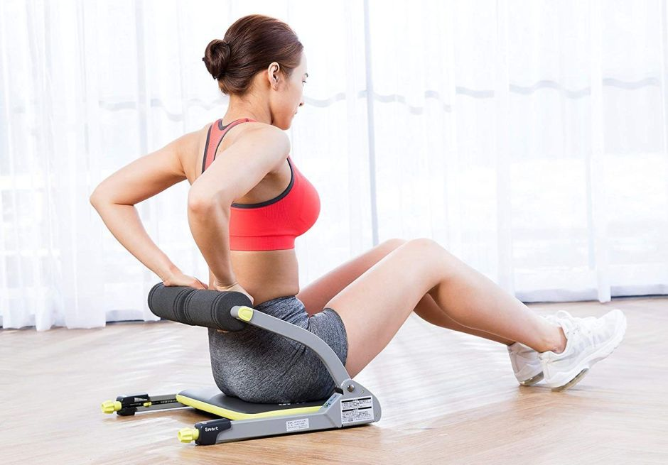 Las mejores 5 máquinas de hacer ejercicio que te ayudan a perder grasa del abdomen