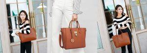 5 carteras de cuero marrón para un look casual pero sofisticado