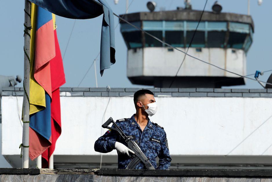 Coronavirus: Más de 10,000 presos saldrán libres en Colombia ante emergencia