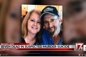Masacre familiar: 7 parientes mueren baleados en Carolina del Norte