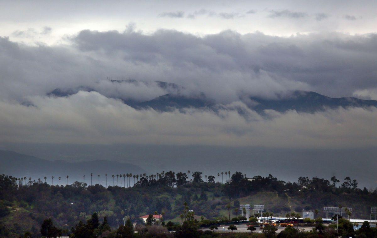 Las lluvias se quedarán en la región hasta el jueves.