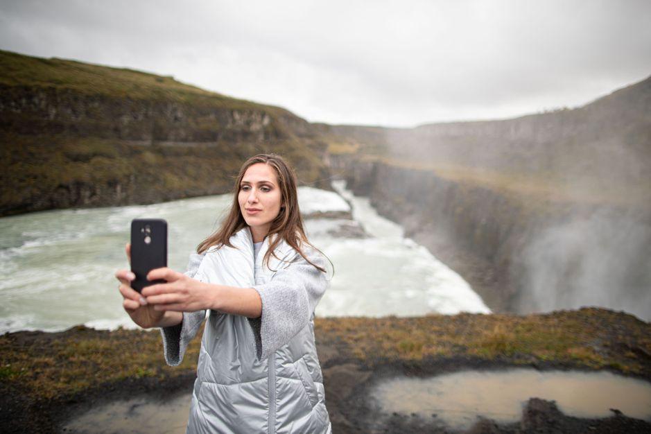 ¿Cuáles son los mejores teléfonos celulares para tomar selfies?