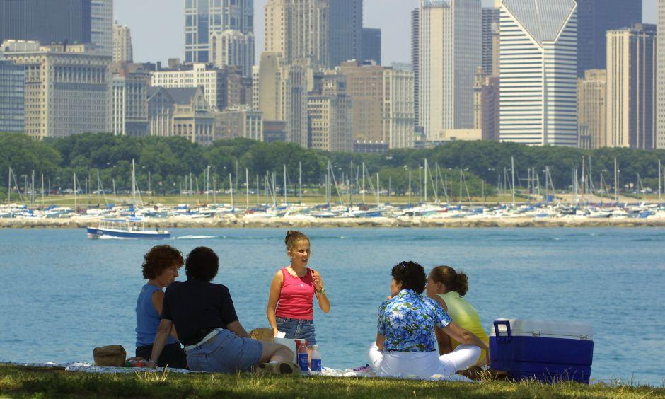 Ordenan el cierre del Paseo del Lago, el Millenium Park, el Riverwalk y el 606 por coronavirus en Chicago