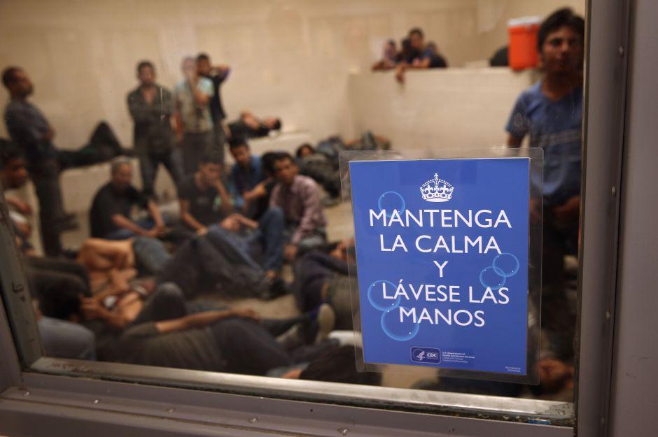 Acusan al gobierno de Trump de exponer al coronavirus a jueces, abogados e inmigrantes