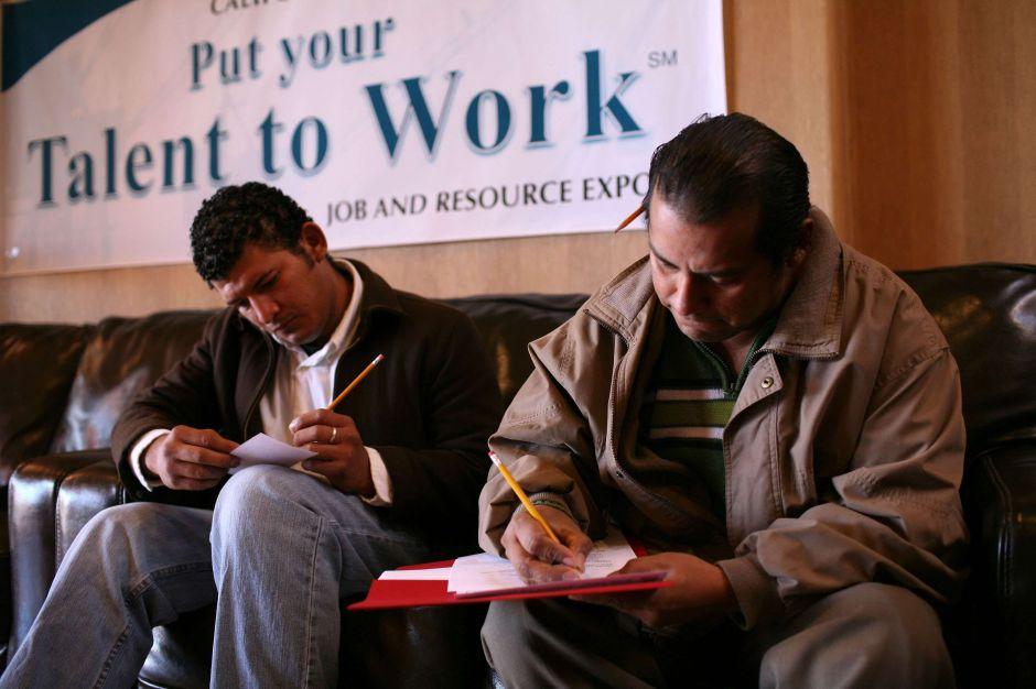 Más de tres millones de trabajadores solicitan ayudas de desempleo