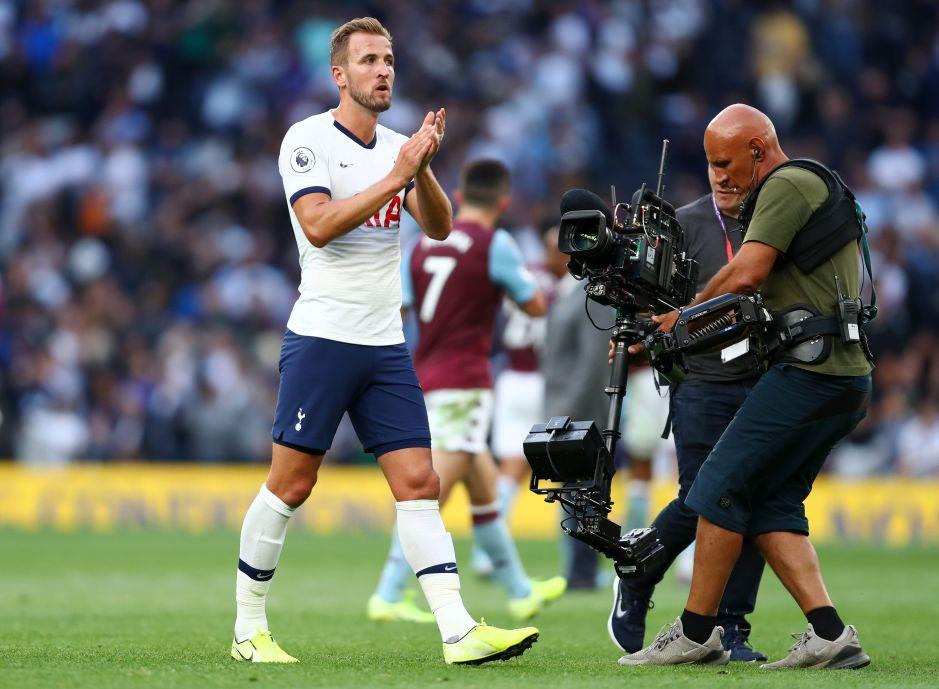 Kane habla de su posible salida del Tottenham
