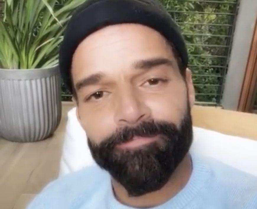 Ricky Martin toma acción contra el coronavirus y comienza campaña para abastecer hospitales más necesitados del mundo