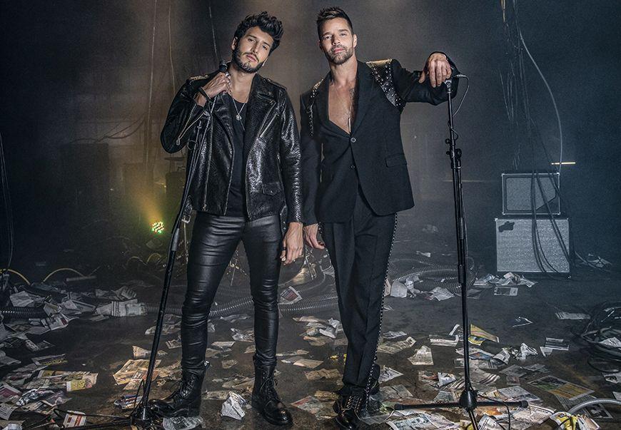 Sebastián Yatra y Ricky Martin estrenan 'Falta Amor': ¿Canción premonitoria?