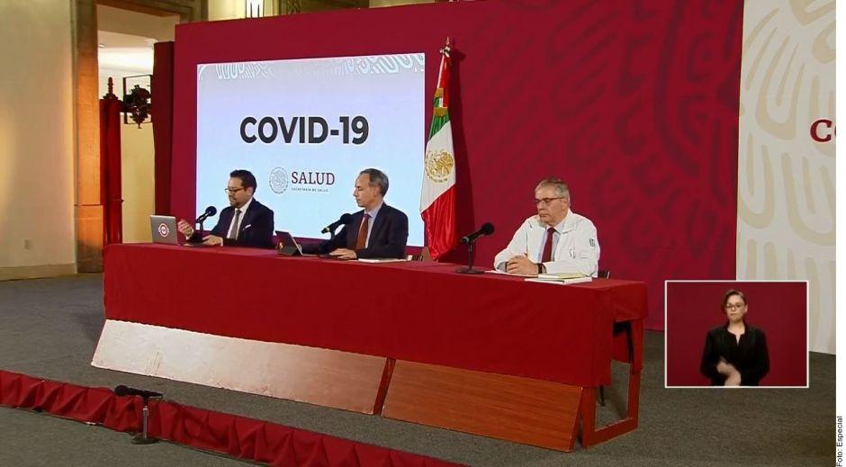 México suma 475 casos de coronavirus y seis muertos