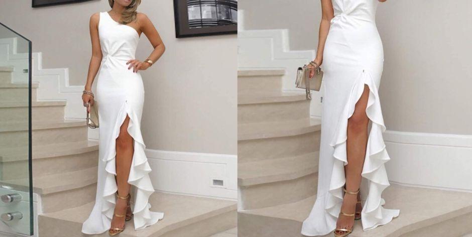 Los mejores vestidos de novia para usar en una boda íntima y sencilla