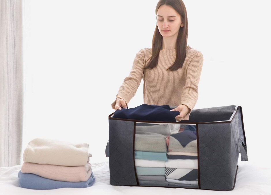 Las mejores 4 bolsas herméticas para almacenar tu ropa