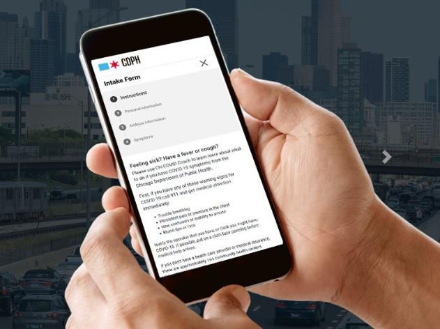 Chicago lanza app para apoyar a la población durante la epidemia de coronavirus