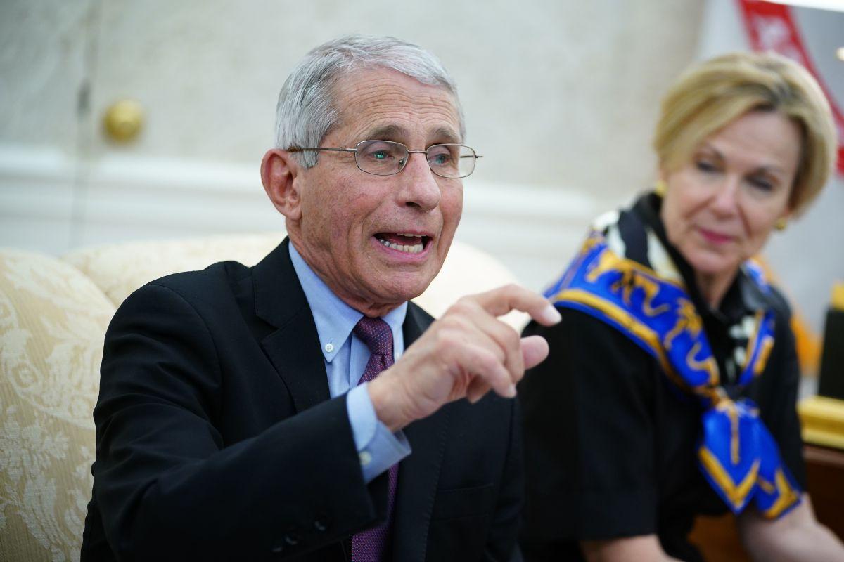 Fauci: Estados Unidos comenzará a vacunar adolescentes en 2022
