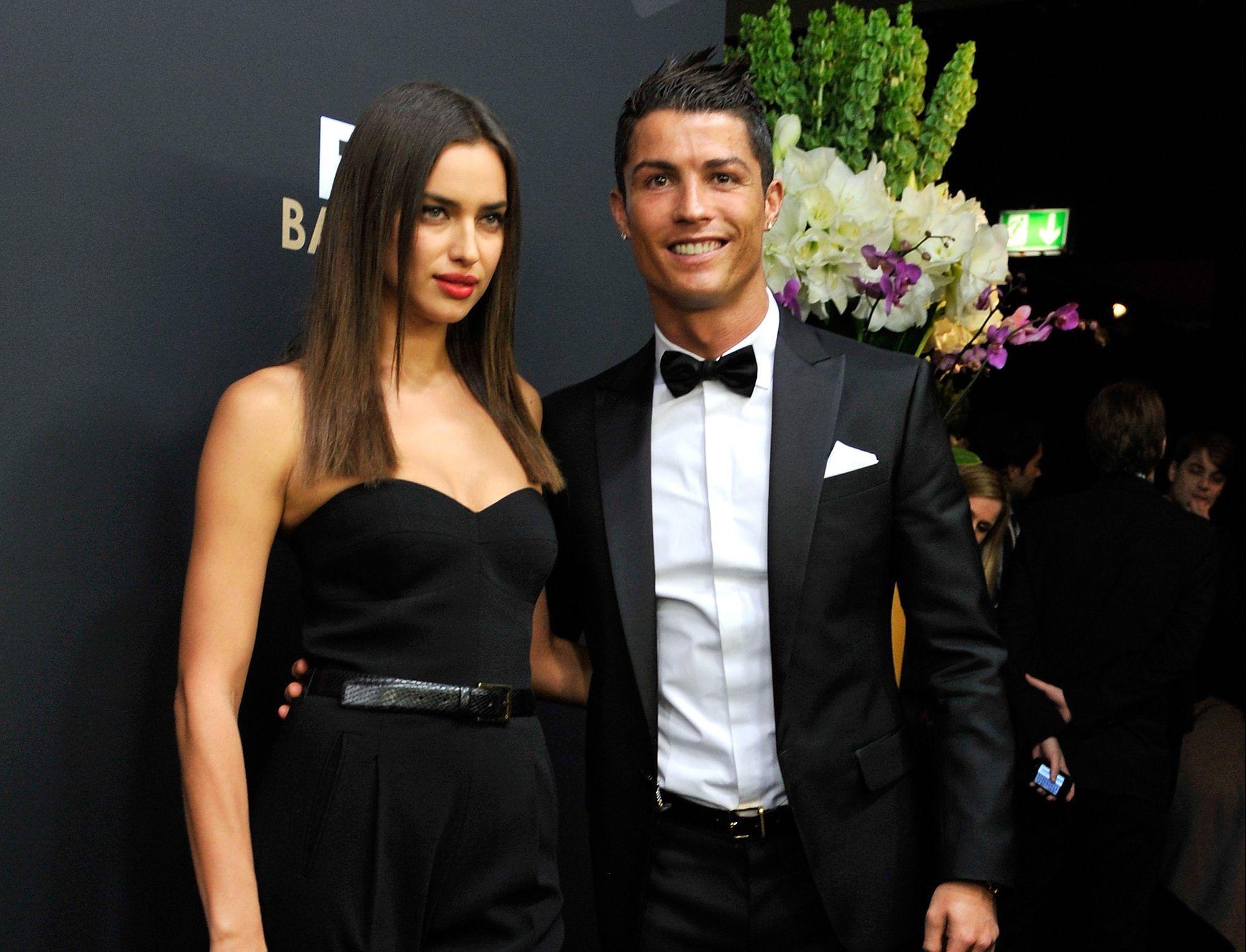Ronaldos Ex