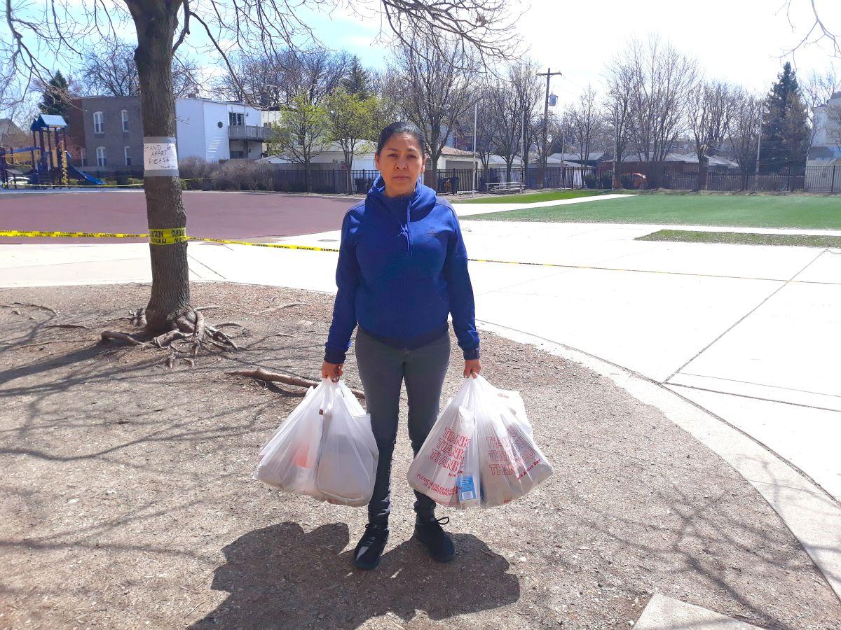 Continuará la entrega de comidas gratis a estudiantes de Chicago en tiempo de coronavirus