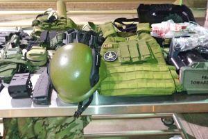 Equipo táctico de guerra y miles de balas llegan a los narcos mexicanos en contrabando hormiga