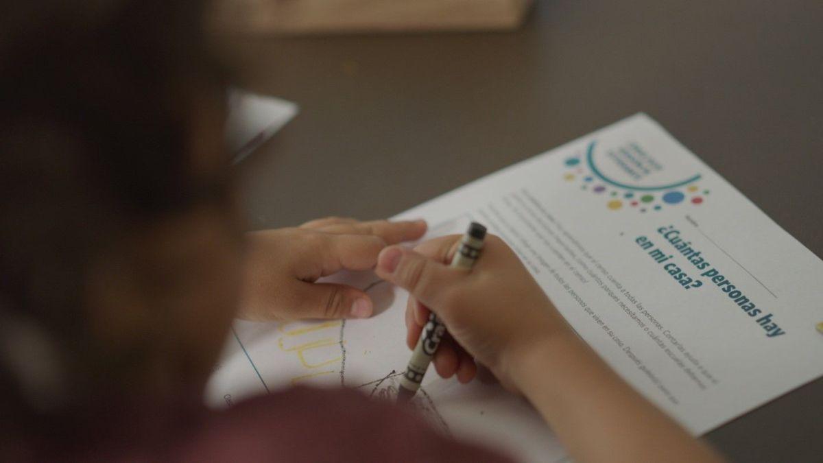 Todos los niños cuentan en el Censo del 2020