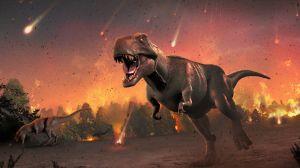 Por qué fue tan letal el ángulo del asteroide que destruyó 75% de la vida en la Tierra