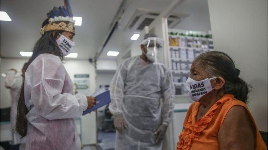 """La OMS alerta: """"Sudamérica se ha convertido en un nuevo epicentro del coronavirus"""""""