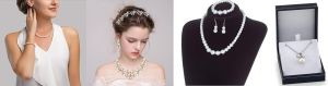 Accesorios hechos con perlas que irán perfectos con tu vestido de novia