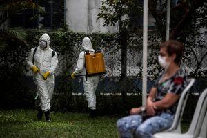 Pandemia en Brasil pone en alerta a sus vecinos paraguayos