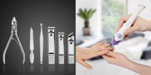 Los 4 mejores productos para hacerte la manicura y pedicura en casa