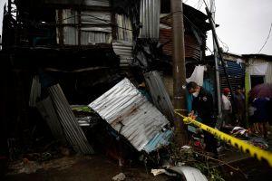 Tormenta tropical Amanda deja nueve muertos en El Salvador