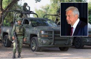 AMLO desestima criticas por incorporar Fuerzas Armadas en tareas de seguridad pública