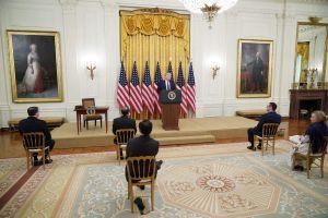 Dos virus en la Casa Blanca: xenofobia y ahora COVID-19
